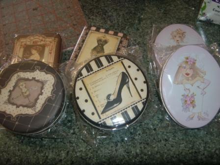 Gift tins